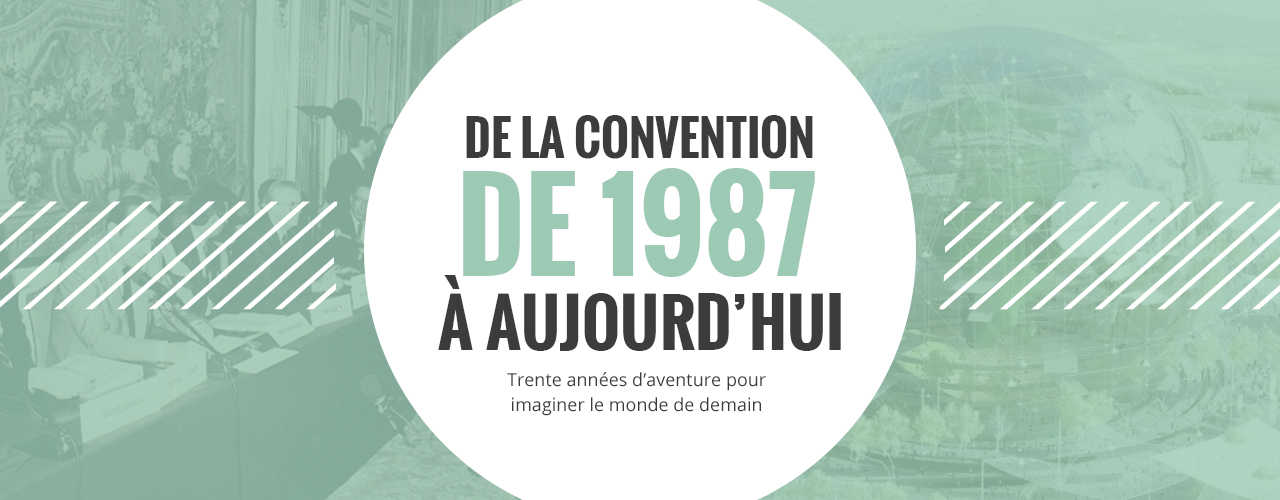 De la convention de 1987 au territoire Val d'Europe