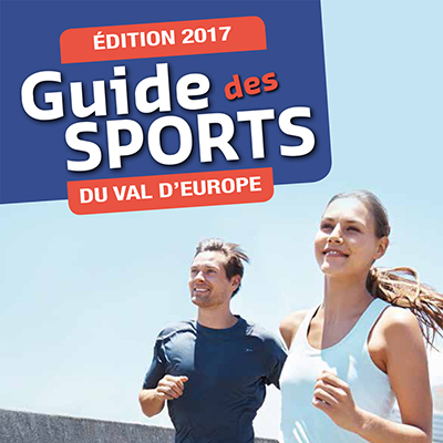 Guide des sports du Val d'Europe 2017