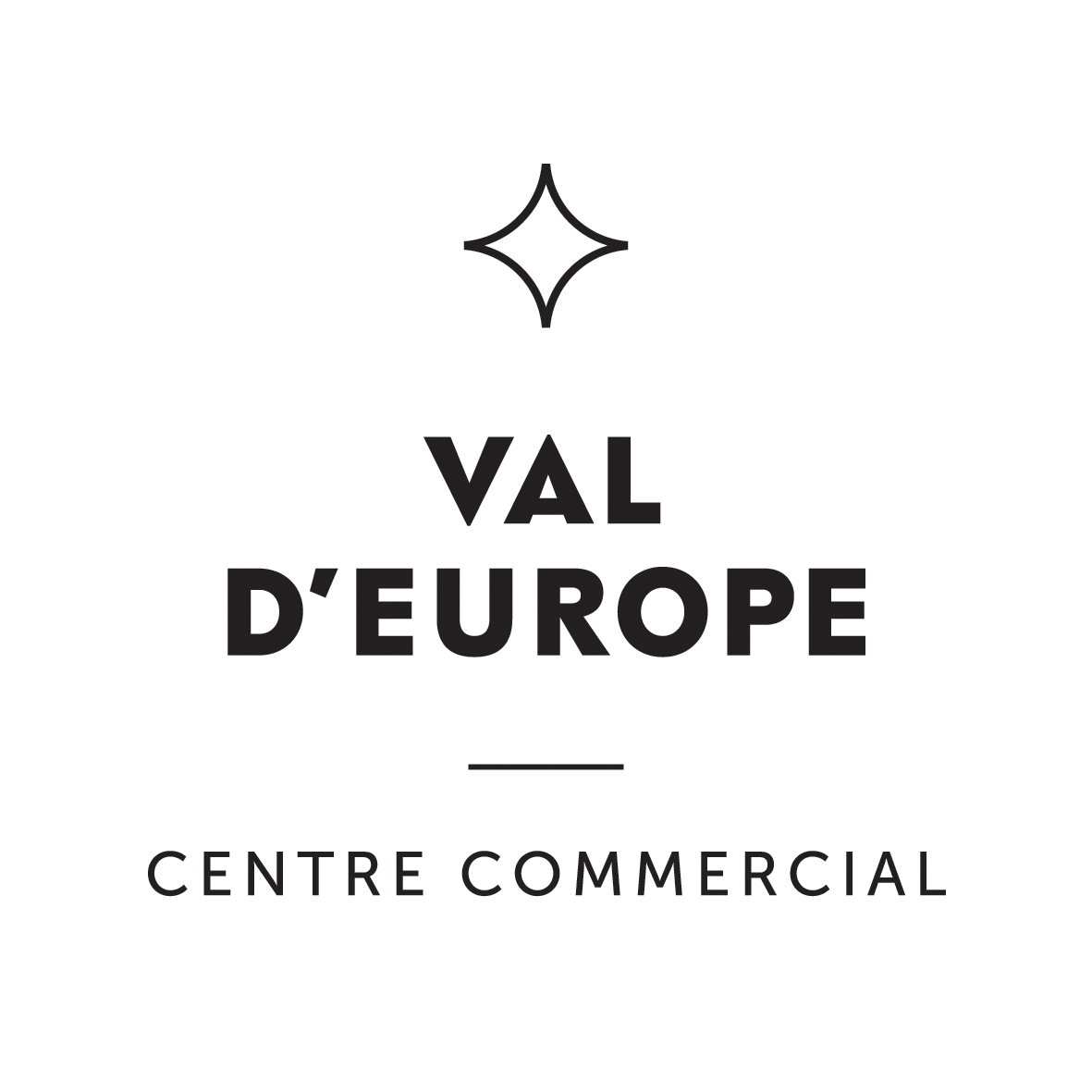 Val d'Europe Centre commercial