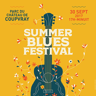 Summer Blues Festival Coupvray