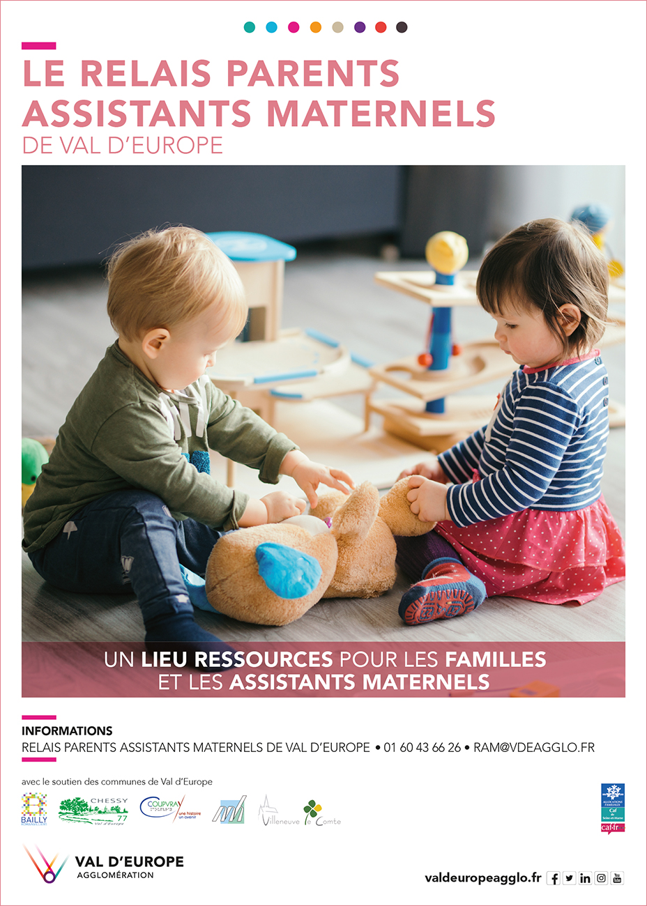Le Relais Parents Assistants Maternels de Val d'Europe