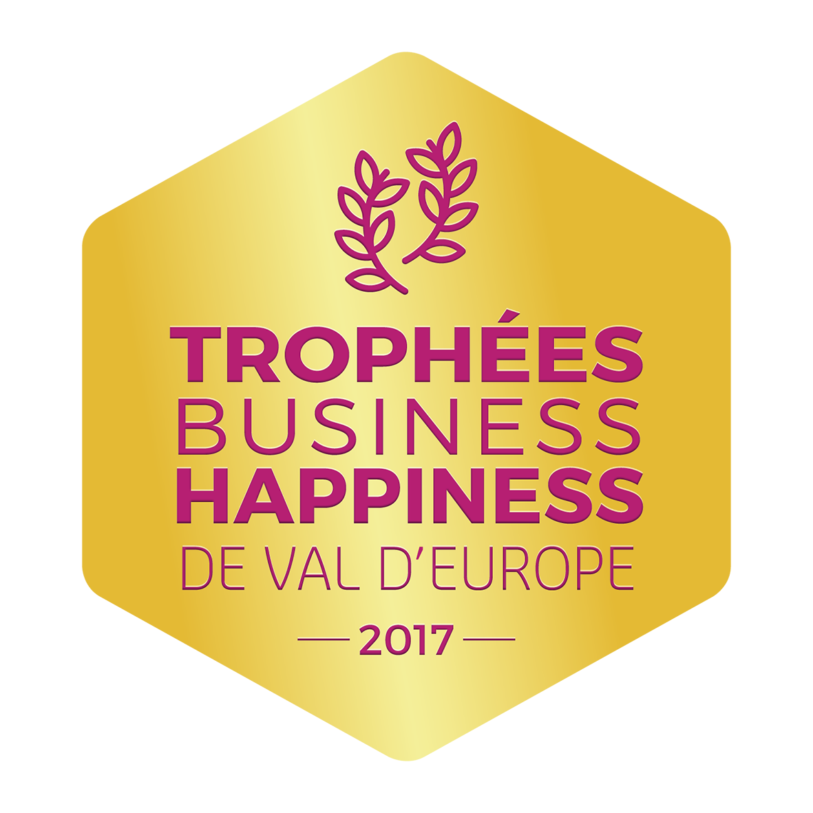 Les Trophées Business Happiness de Val d'Europe