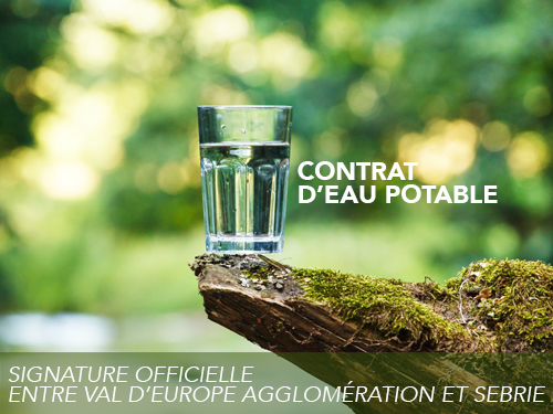 Contrat d'eau potable de Val d'Europe