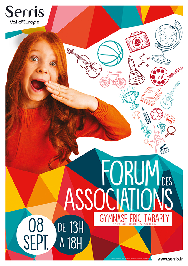 Forum des associations de Serris