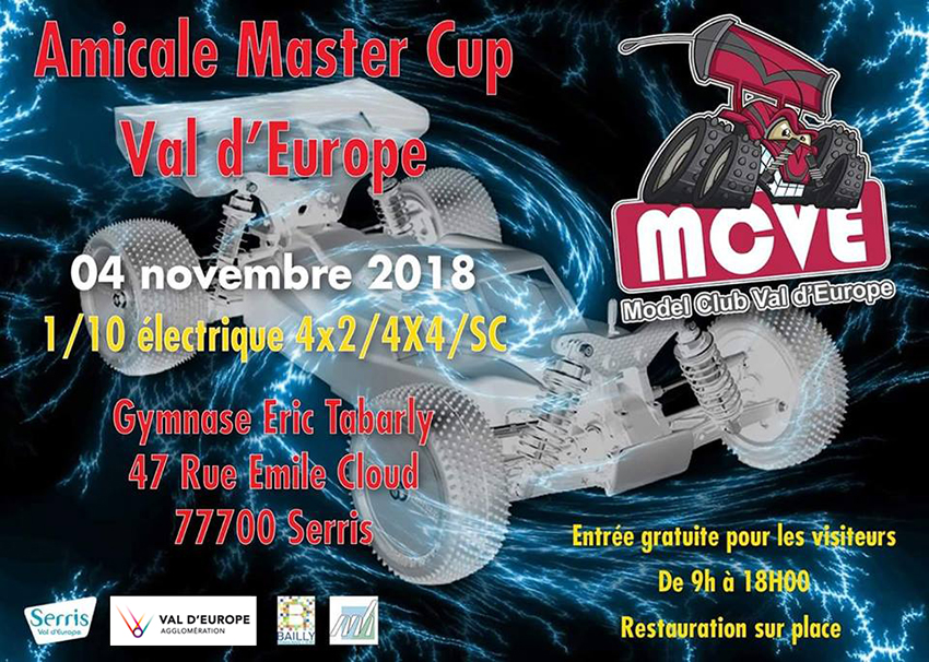 Amicale Master Cup