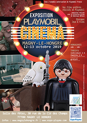 Exposition Playmobil