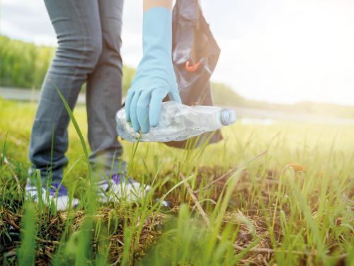 World clean up day Val d'Europe 2021