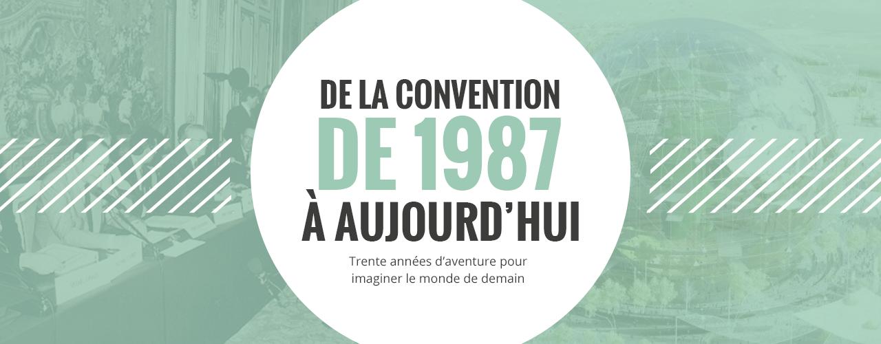 De la convention de 1987 au territoire Val d'Europe
