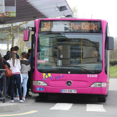 Info Transports Bus