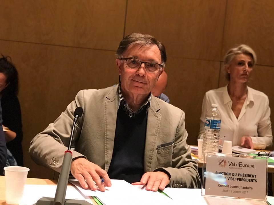 Élection du Président et des Vices-présidents de Val d'Europe agglomération