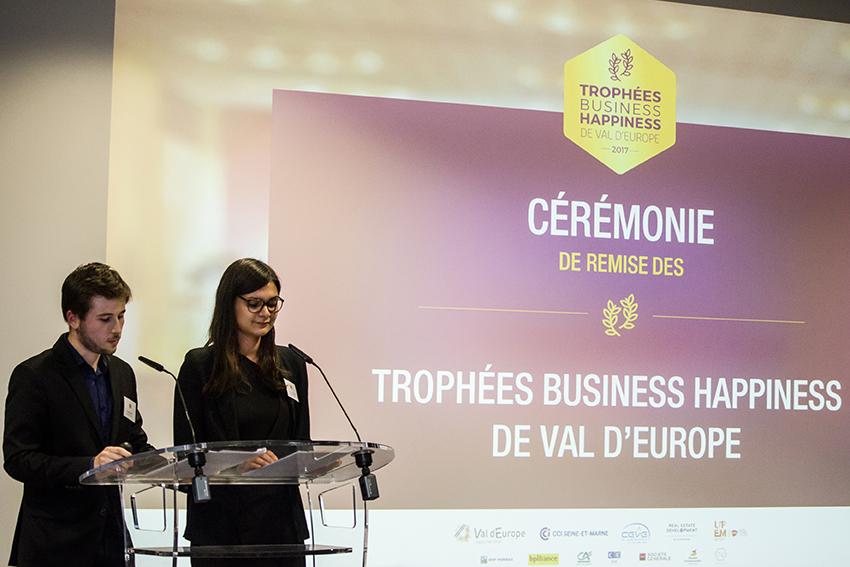 Ouverture de la cérémonie ©Val d'Europe agglomération / S2Griff