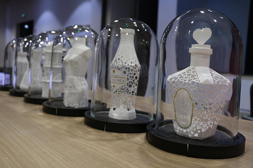 Trophées Business Happiness de Val d'Europe crées par Nonitt ©Val d'Europe agglomération / Sandrine OLIVIER