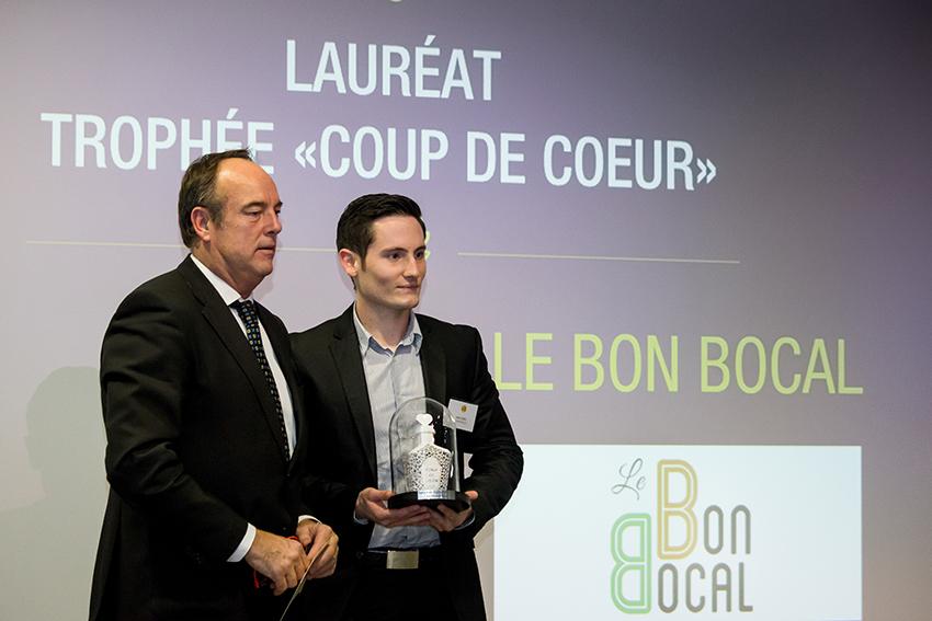 Trophées Business Happiness de Val d'Europe catégorie Coup de coeur