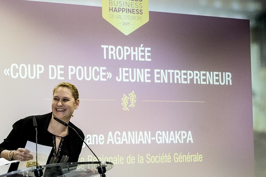 Trophées Business Happiness de Val d'Europe