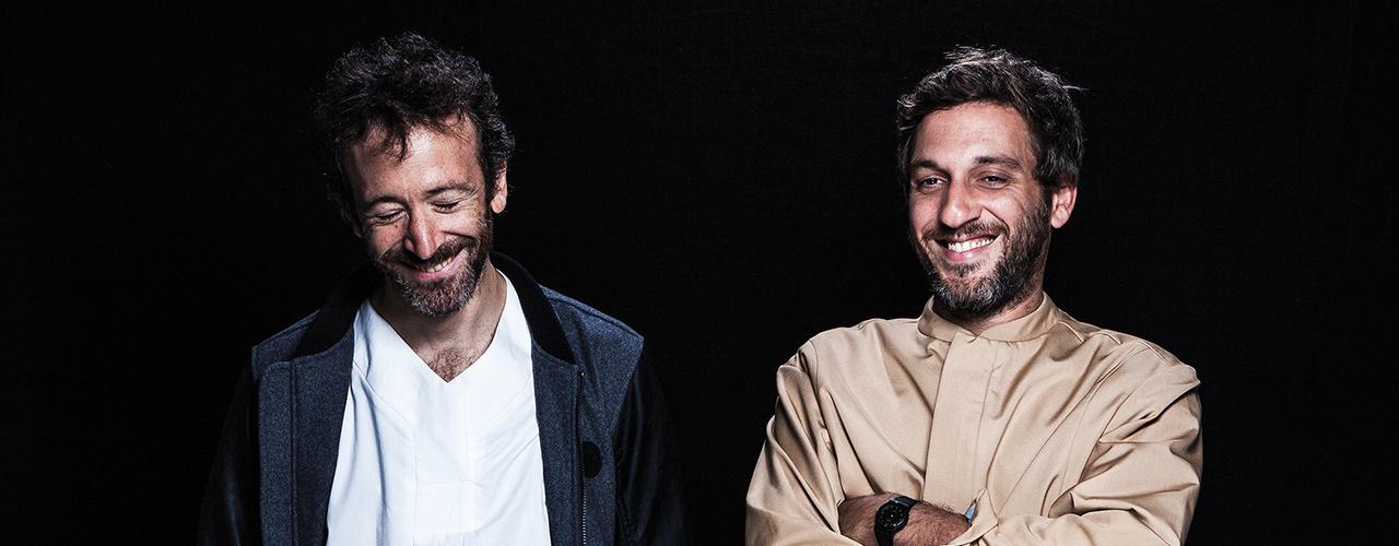 Acid Arab Live + Parquet + Cabaret Contemporain + We Use Cookies
