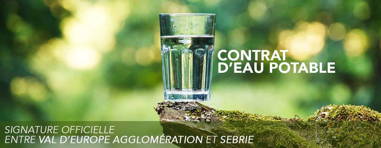 Contrat d'eau potable de Val d'Europe