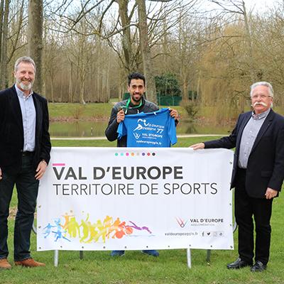 Champion de France de Cross Country, Morhad Amdouni