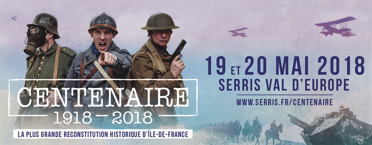 Reconstitution historique centenaire 1918-2018