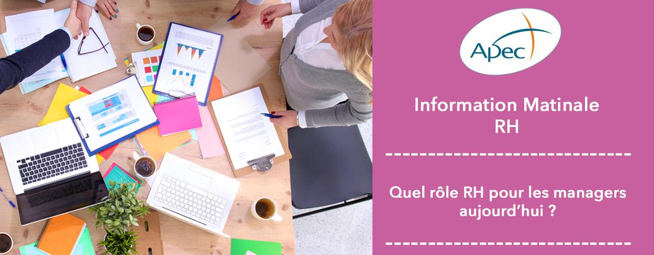 Information matinale RH