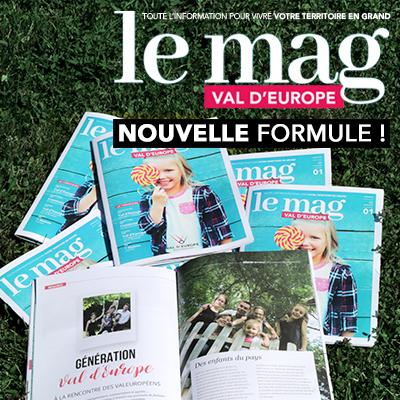 Val d'Europe LE MAG N°1