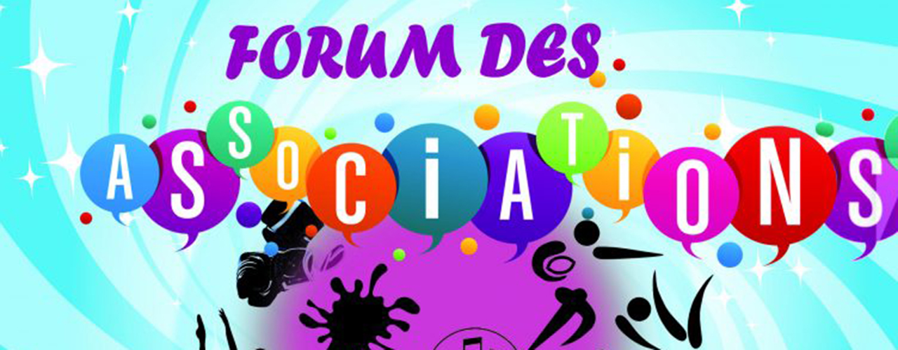 Forum des associations à Bailly-Romainvilliers