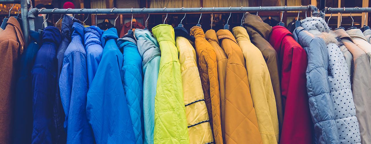 Bourse aux vêtements d'hiver, jouets et ski