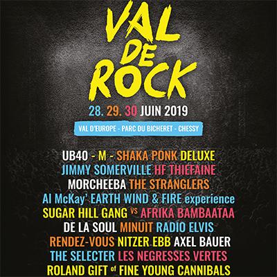Val de rock 2019