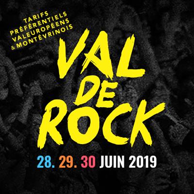 Val de Rock tarifs préférentiels Val d'Europe Montévrain