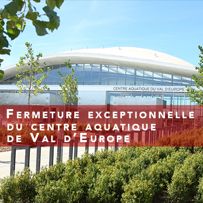 centre aquatique de Val d'Europe