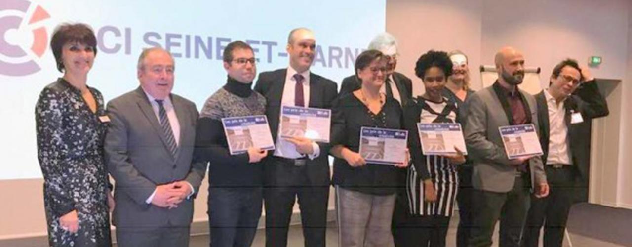 Des entreprises Valeuropéennes récompensées aux Prix de la Créativité 2018