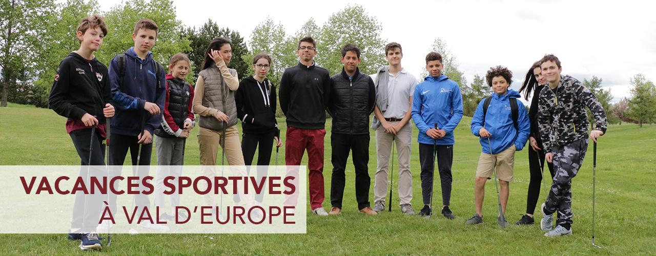 Vacances sportives à Val d'Europe
