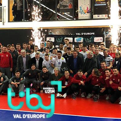 Retour sur le Tiby handball Val d'Europe
