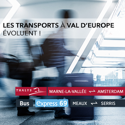 Transports Val d'Europe evoluent