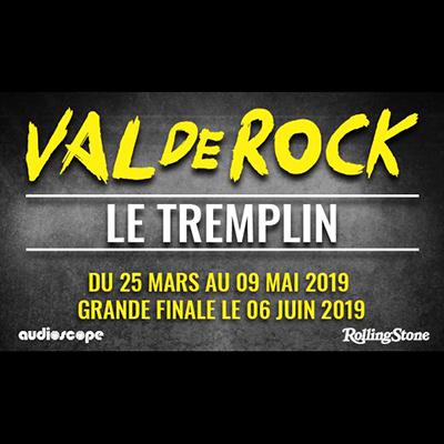 Tremplin musical Val de Rock