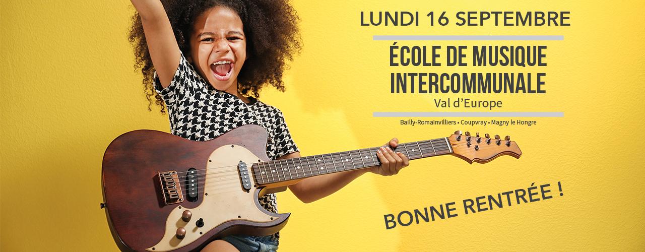 École de musique Intercommunale de Val d'Europe