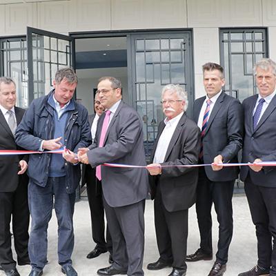 Inauguration résidence Clésence