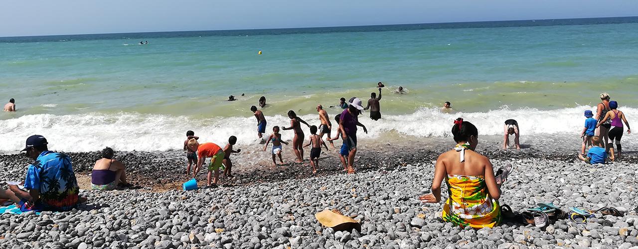 Sortie à Dieppe en Famille proposée par La Maison Valeuropéenne