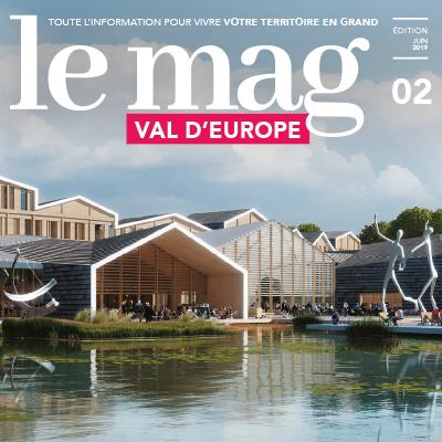 Le Mag Val d'Europe N°2
