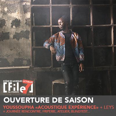 Youssoupha « Acoustique Experience »