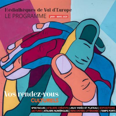 Programme des médiathèques de Val d'Europe