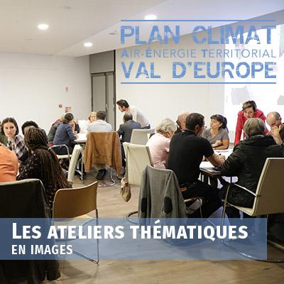 Plan Climat Val d'Europe retour en images