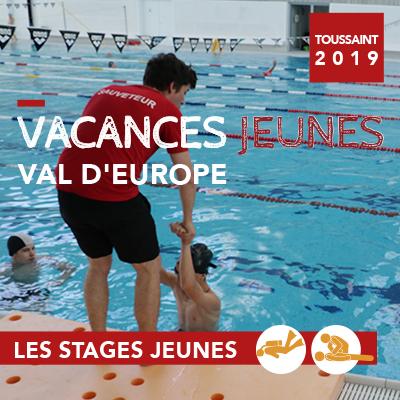 Stages Vacances Jeunes Toussaint 2019
