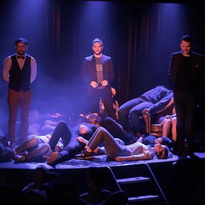 Les hypnotiseurs