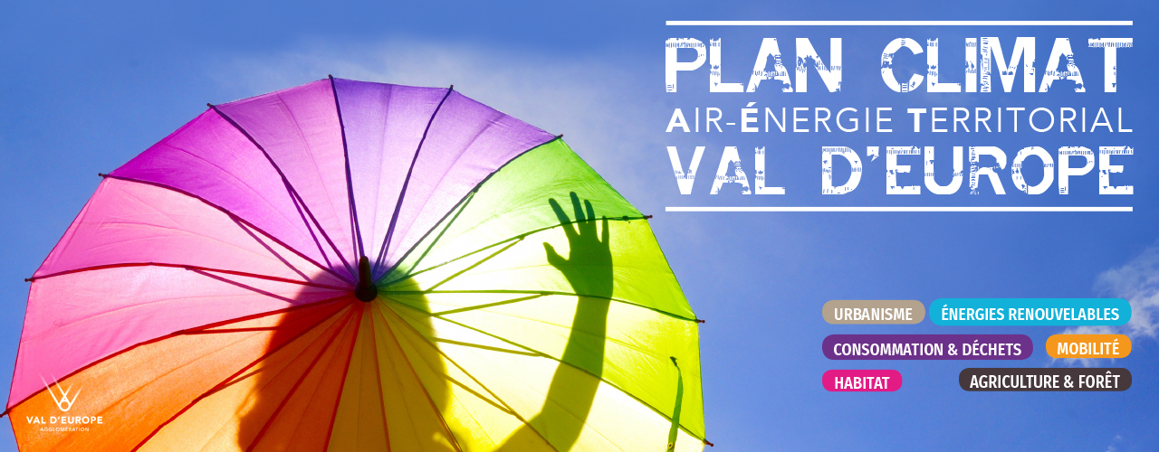 Plan Climat Air-Énergie Territorial Val d'Europe