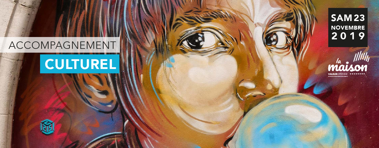 À la découverte du Street art Paris 13