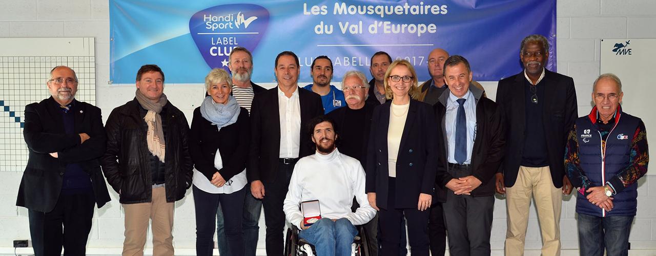 Val d'Europe met à l'honneur ses champions !