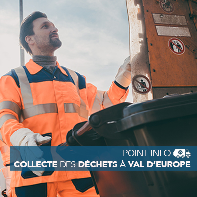 Point info collecte