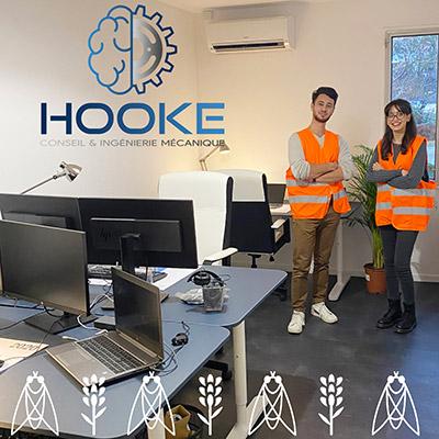 Hooke s'agrandit !