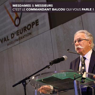 Discours Jean Paul Balcou