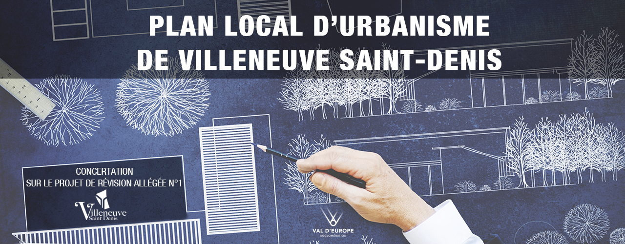 Concertation – Villeneuve Saint-Denis
